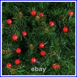 100/384/720 Led Red Berry Cluster Lights Xmas Christmas Wedding With Timer Bnib