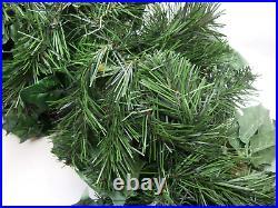 140cm Luxury Christmas Garland Handmade Artificial Christmas Garland Mantle