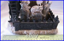 2016 Yankee Candle Boney Bunch PET CEMETERY Tart Burner #1321665 New in Box
