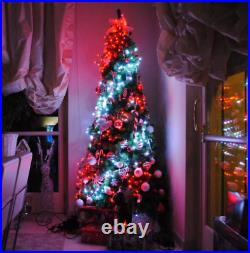 20m Smart App Controlled Twinkly Christmas Fairy Lights Gen II