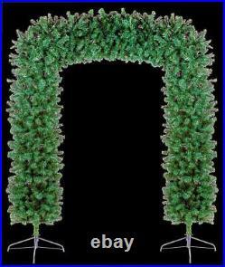 2.4 metres tall Xmas Tree Arch