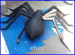 30ft Inflatable Spider Halloween Holiday Decoration with Blower