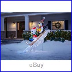 4 FT Led Lighted Holiday Outdoor Indoor Christmas Yard Decoration Display