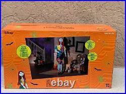 5'8 Tall Life Size Animated Sally Disney Halloween Prop