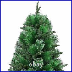 5ft-8ft Luxurious Quality BUSHY Christmas Tree 5 Various Tips Xmas Home Decor