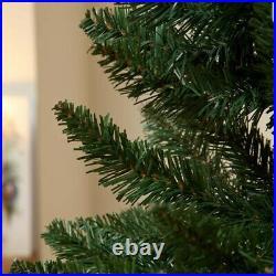 6ft 180cm Green Artificial Pencil Christmas Tree Tall Thin Slim Xmas Pine Tree