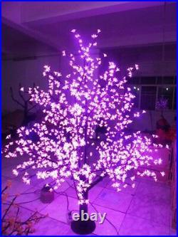 6ft/1.8m LED Cherry Blossom Tree Outdoor Wedding Garden Holiday Light 1,024 LEDs