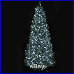 750/1000/1500 LED Multi-Action TreeBrights Christmas Tree Lights Timer WHITE