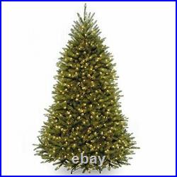 7.5 ft. Dunhill(R) Fir Tree with Clear Lights