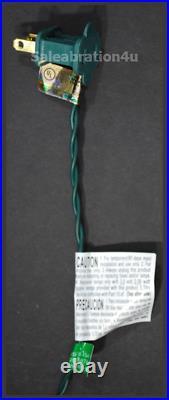 7.5-ft Pre-lit Greenville Fir Slim Artificial Tree 350 Color Changing Led Lights