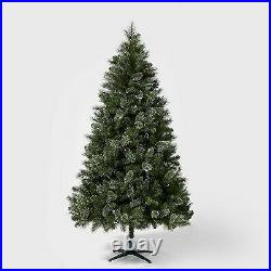 7.5ft Unlit Full Artificial Christmas Tree Virginia Pine Wondershop
