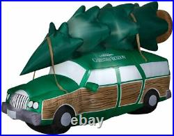 8' NATIONAL LAMPOON GRISWOLD STATION WAGON Airblown Inflatable CHRISTMAS
