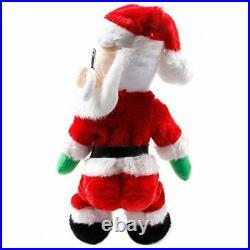 Animation Twerking Santa Hilarious Christmas Fun Battery Powered 36cm tall