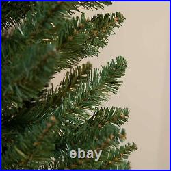 Artificial Christmas slim Tree 6ft with 368 Tips