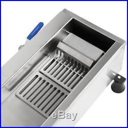 Automatic Donut Maker Machine 3000W Commercial Stainless Steel Donut Maker