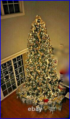 Balsam Hill 12' Christmas Tree Vermont White Spruce (Local Pick Up Only)