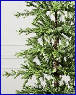 Balsam Hill Alpine Balsam Fir 6.5' /Clear LED Fairy Lights/