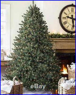 Balsam Hill Classic Blue Spruce Artificial Christmas Tree 6.5 F. T Unlit