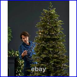 Balsam Hill Stratford Spruce 6.5 Foot Unlit Christmas Tree with Stand (Used)