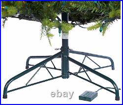 Bethlehem Lights 9' Prelit Noble Spruce Tree with Multi-Functions H209271