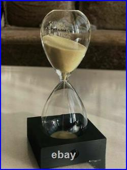 CHANEL HOURGLASS 10 minutes New in Box RARE Beige