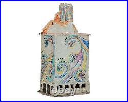 Ceramic Tealight Candle Holder Casa Batlló in Barcelona 27 cm © Midene