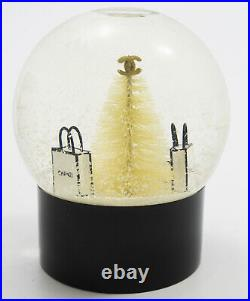 Chanel Schneekugel Beule Snow Globe Vip Present Geschenk Accessoires Zur Tasche