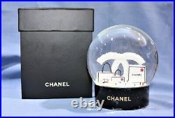 Chanel Snow Globe Holiday 2019 VIP GIFT