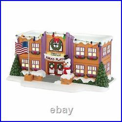 Department 56 The Simpsons Christmas Village Springfield Elementary School