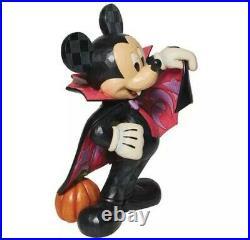Disney Traditions Halloween Vampire Mickey 43cm Jim Shore