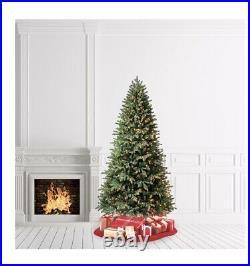 Evergreen Classics 7.5' Holiday Symphony Aspen Spruce Quick Set Christmas Tree