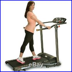 Exerpeutic TF1000 Ultra High 400 LB Weight Capacity Electric Treadmill with Incl