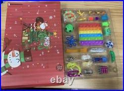 Fidget Advent Calendar (50 Wholesale)