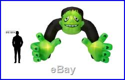 Frankenstein Inflatable Monster 13 ft. Halloween Airblown Outdoor LED Decor NEW