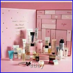 GLAMOUR x Boots PREMIUM Beauty Advent Calendar WORTH £280 Pixi Fenty Becca Arden