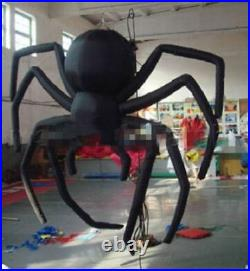 Giant Party Decoration Halloween Inflatable Hanging Spider for Sale 3m/10ft