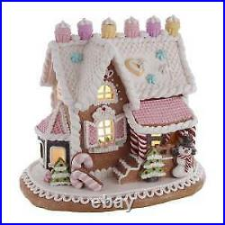 Gingerbread Cake House With LED Light w