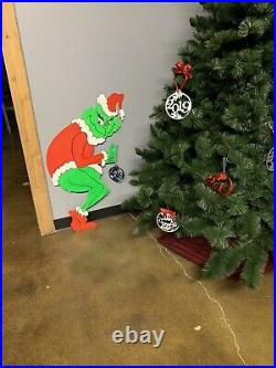 Grinch Christmas Decoration