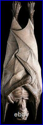 Halloween 56 Hanging Vampire Bat Cemetary Haunted House Prop Pre Order