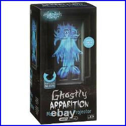Halloween Ghostly Motion Light Projector Ultra Bright LED For Indoor/Outdoor Use