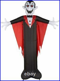 Halloween Huge Monter 10'ft Vampire Dracula Airblown Inflatable Led Yard Decor