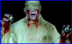 Halloween ICU Doctor with Moving Eyeballs Animated Haunted House +++PRE SALE