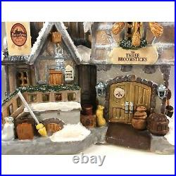 Harry Potter Inspired Christmas'Lemax' Village Scottish Wizard Pub