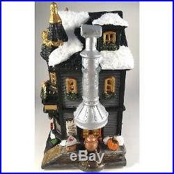 Harry Potter Inspired Christmas'Lemax' Village Wizard Wand Shop UPDATED