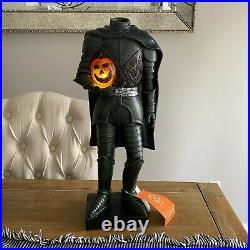 Huge LED light up Headless Knight Sleepy Hollow Headless Horseman 20 Halloween