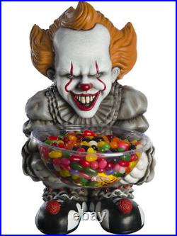 IT Pennywise The Dancing Clown Candy Bowl Holder Decoration