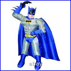 Inflatable Batman Outdoor Yard Decoration Halloween Airblown