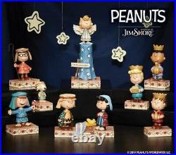 Jim Shore PEANUTS CHRISTMAS PAGEANT (set of 10 pcs) 6003336