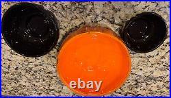 Johanna parker halloween bowls set of 3 ceramic new with tags. Read Description