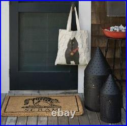 John Derian threshold Halloween black large Willow Tree Lantern Candle Holder